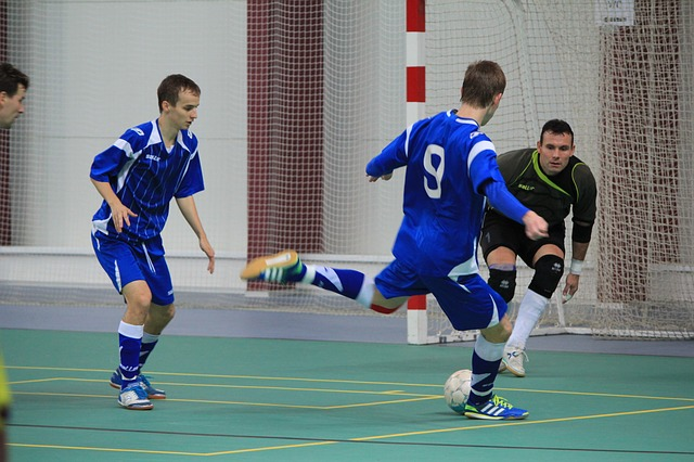 Aturan Ukuran Gawang Futsal Standar FIFA